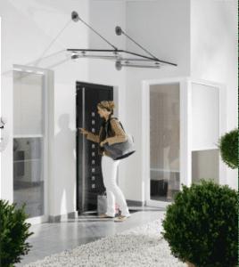4 268x300 - Uși de intrare Schüco – gândite pentru excelență!