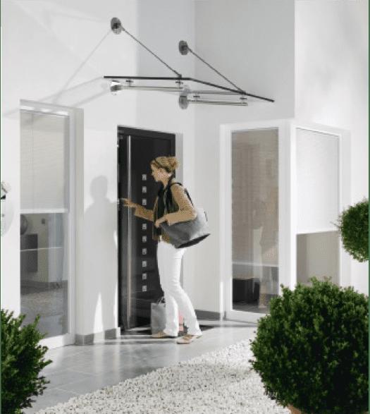 4 - Uși de intrare Schüco – gândite pentru excelență!