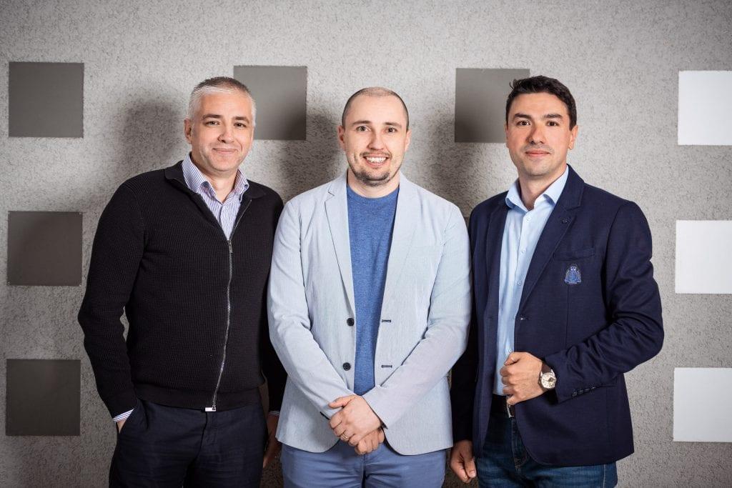 Mihai Damian, Dan Cașcaval, Viorel Mareș