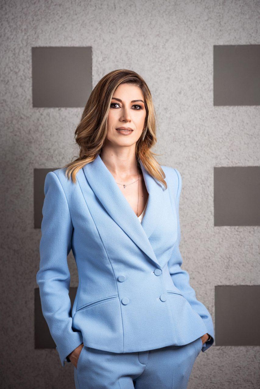 DSC 2430 - Roxana Ghioca, director general, Austrotherm România