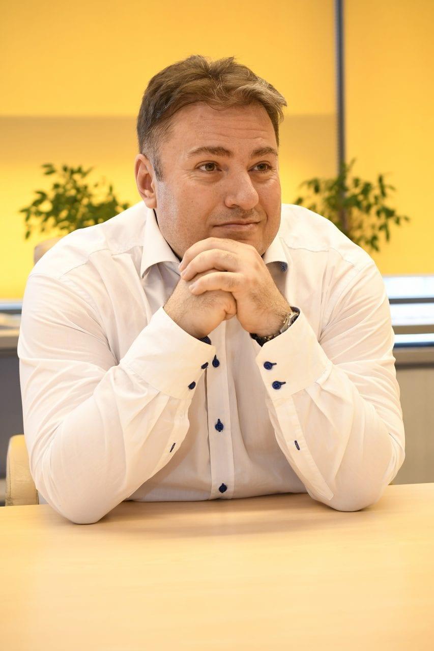 Daniel Olaeru - Policolor numește un nou director național de vânzări