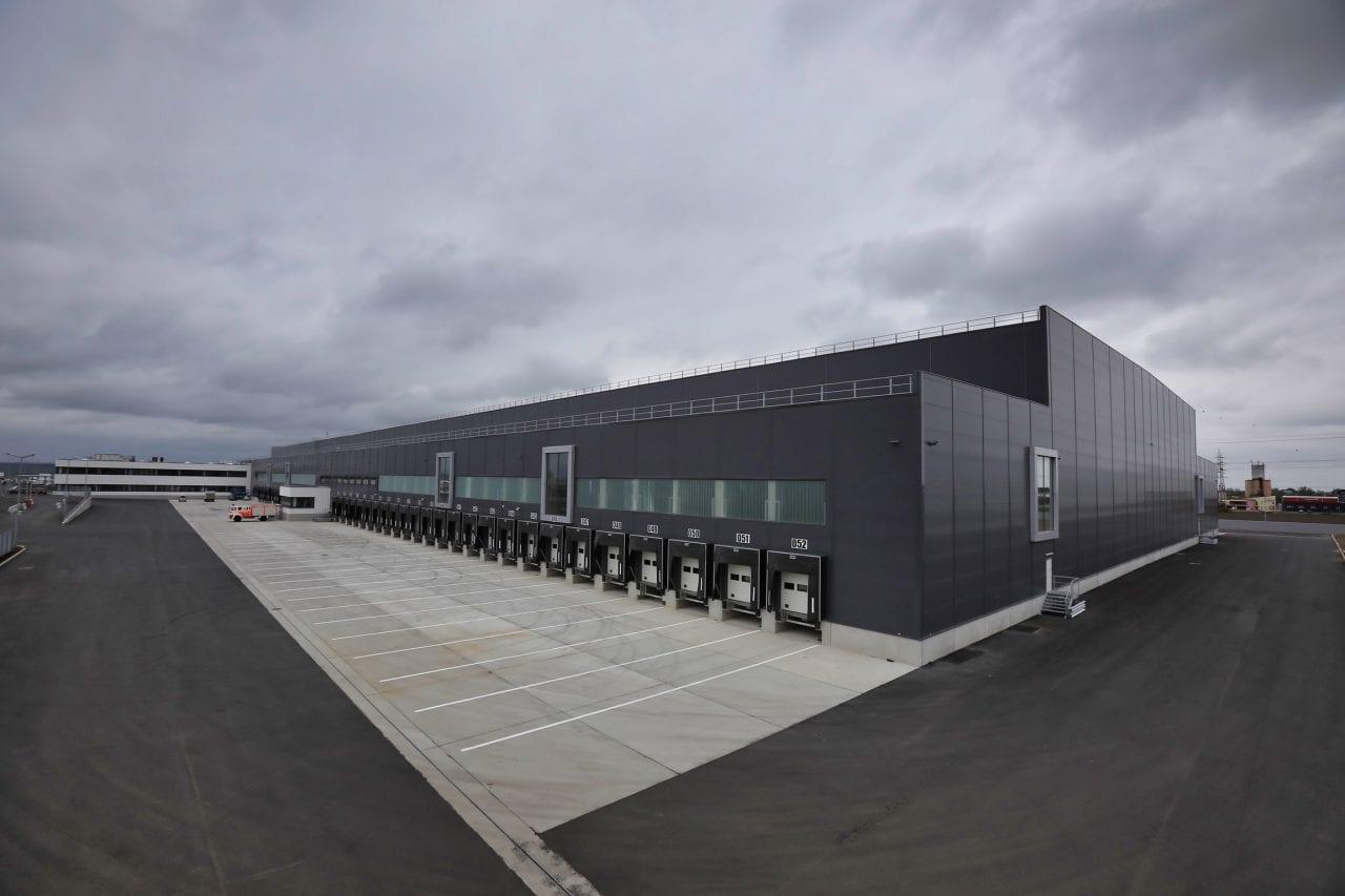 Depozit Roman Lidl Romania - Lidl deschide primul centru logistic din Estul României