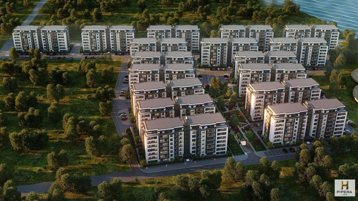 H Pipera Lake sursa imobiliare.ro  - Analiză Real Estate Magazine: Zona de nord, vedeta lansărilor de noi proiecte rezidențiale