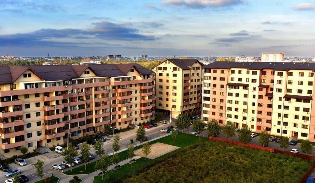 Latin Residence sursa imobiliare.ro  1024x595 - Piața imobiliară românească, la zece ani de la criză:  produse superioare calitativ, la prețuri mai mici
