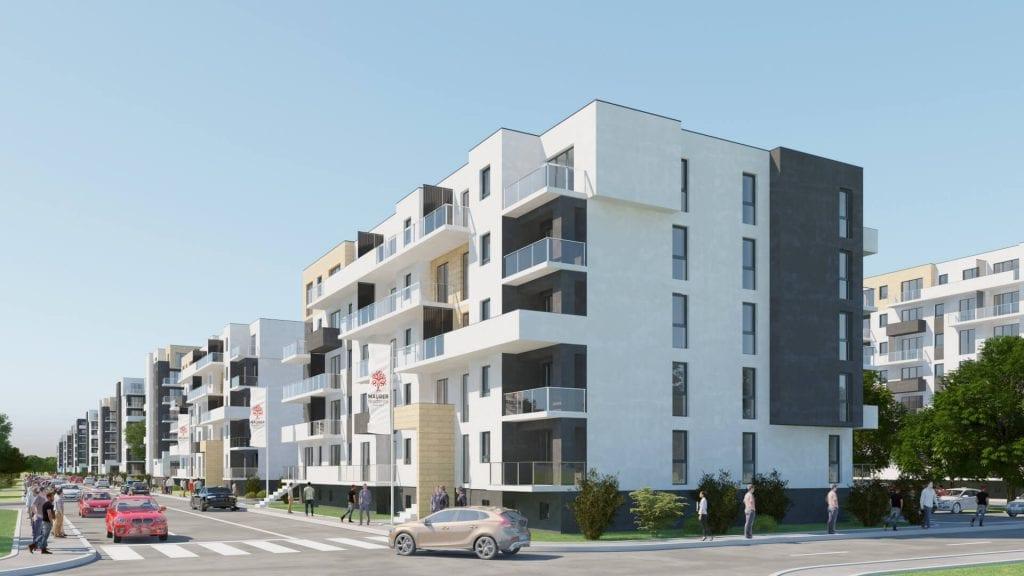 Maurer Residence Constanta 1024x576 - Topul proiectelor rezidențiale din orașele regionale în 2019