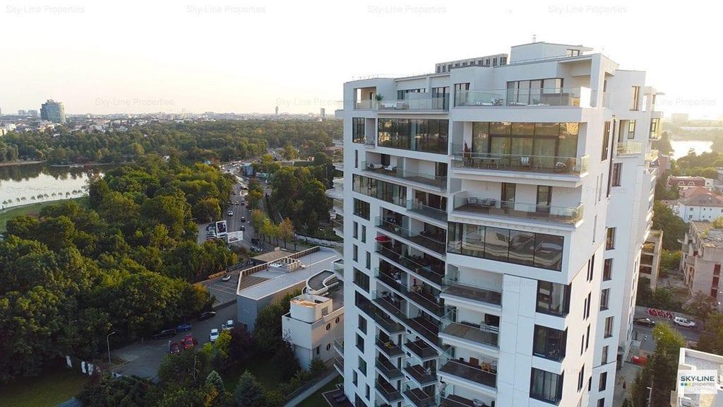 One Herastrau Park sursa imobiliare.ro  1024x576 - Piața imobiliară românească, la zece ani de la criză:  produse superioare calitativ, la prețuri mai mici
