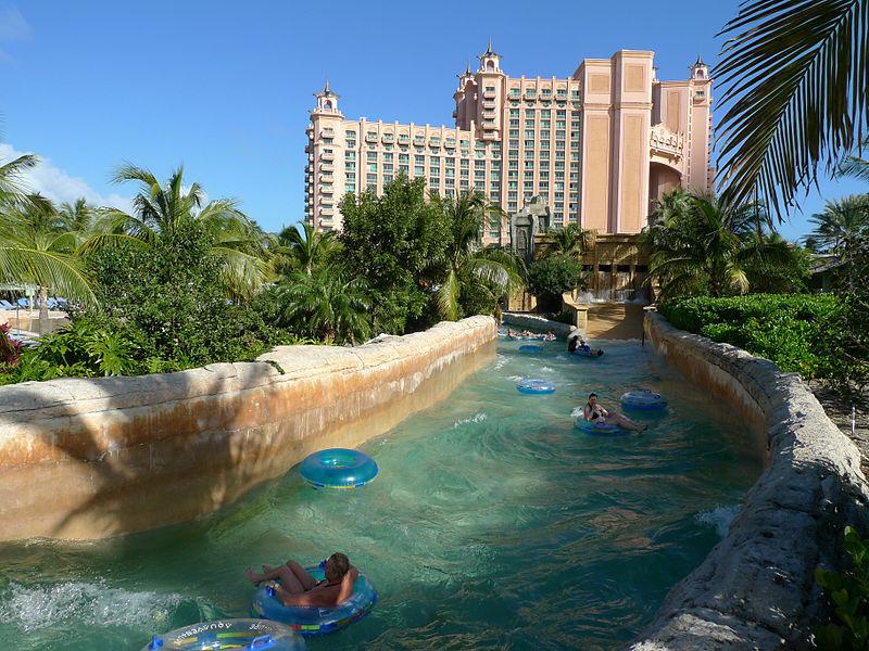 Rapids Atlantis Paradise Island photo D Ramey Logan - Top: Cele mai luxoase hoteluri din lume