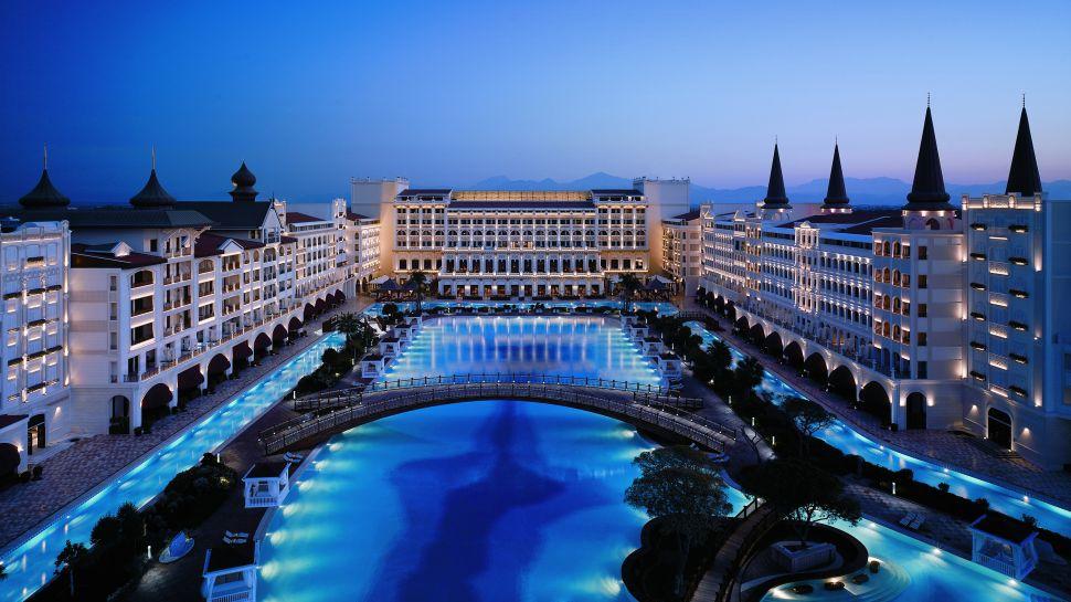 Sejur de lux la Hotel Mardan din Antalya Turcia 2014 - Top: Cele mai luxoase hoteluri din lume