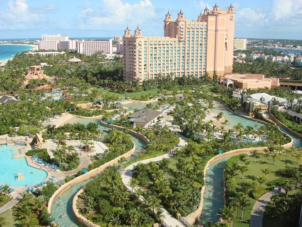 The Current water ride at Atlantis Bahamas 1024x768 - Top: Cele mai luxoase hoteluri din lume