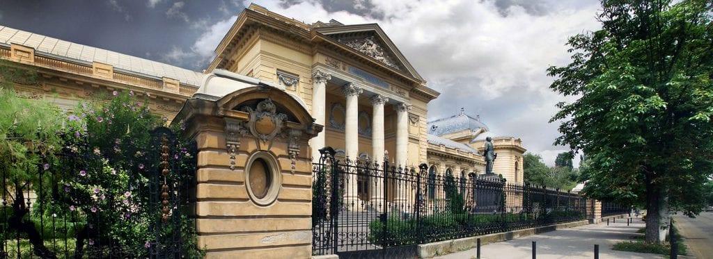 UMF Carol Davila umfcd.ro  1024x373 - Oameni care au construit Bucureștiul:  Louis Pierre Blanc