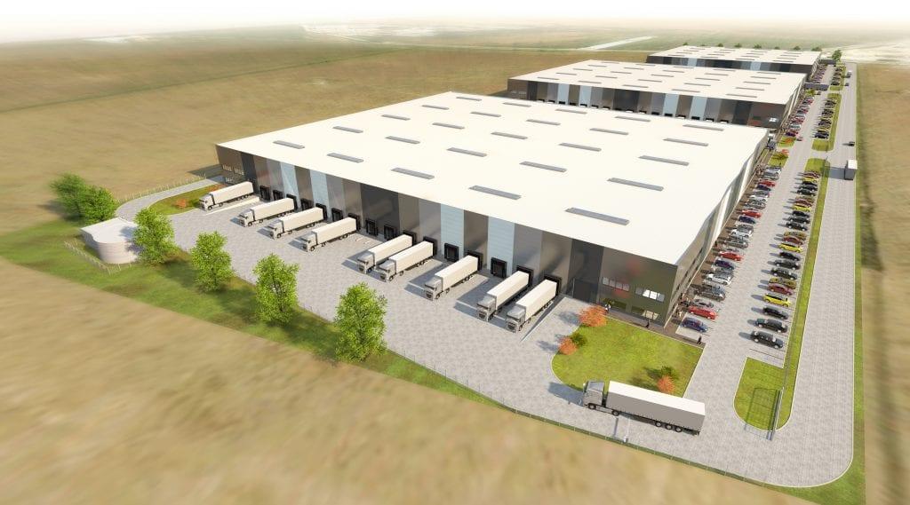VGP Park Brasov sursa vgpparks.eu  1024x569 - Investiții imobiliare importante în retail, logistică și office, în 2018