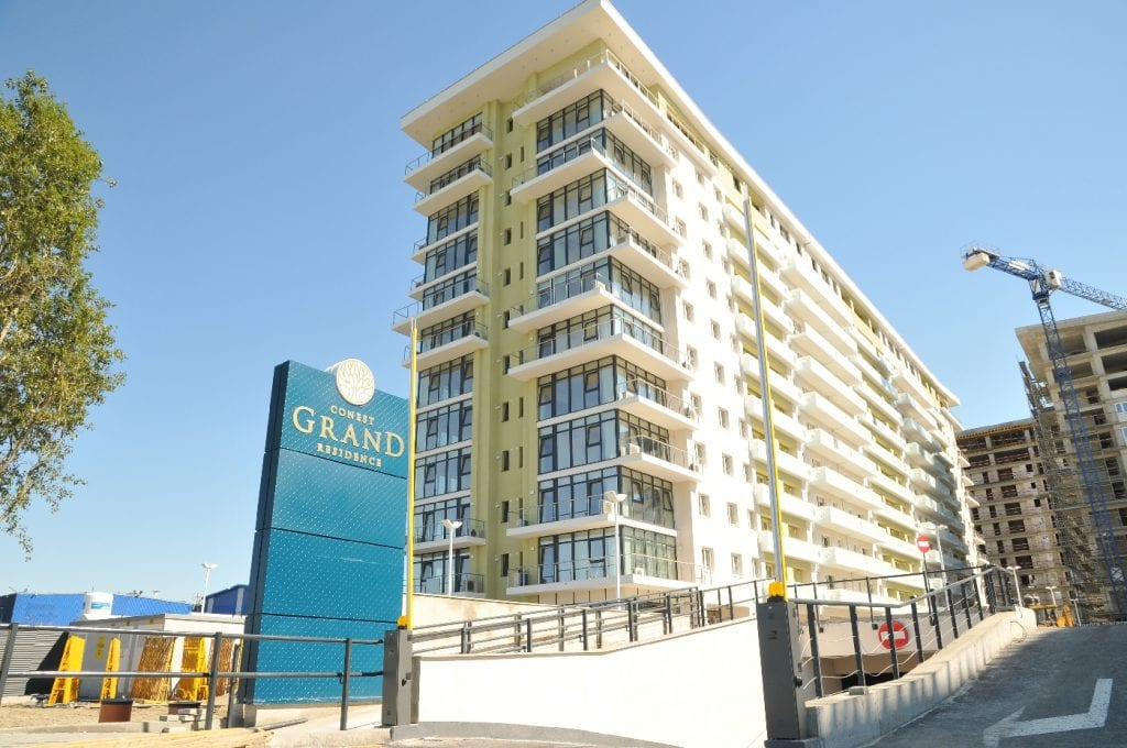 conest grand residence 1024x680 - Topul proiectelor rezidențiale din orașele regionale în 2019