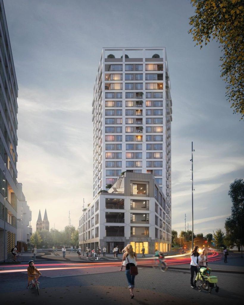 isho timisoara 820x1024 - Topul proiectelor rezidențiale din orașele regionale în 2019