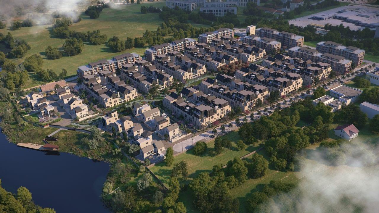 Avalon Estate v4 - Prime Kapital cere o singură autorizație de construire pentru Avalon Estate