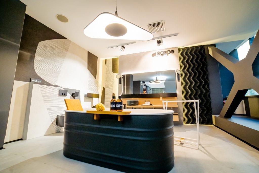 DSC03092 1024x683 - Delta Studio expune, în premieră în București, cele mai noi colecții de design interior ale anului 2019
