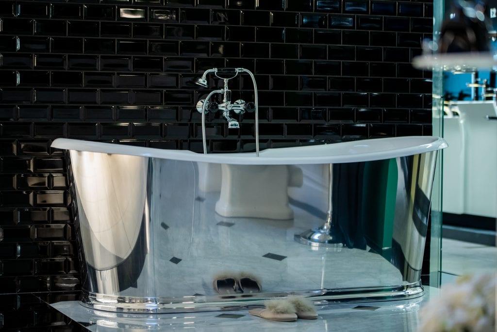 DSC03307 1024x683 - Delta Studio expune, în premieră în București, cele mai noi colecții de design interior ale anului 2019