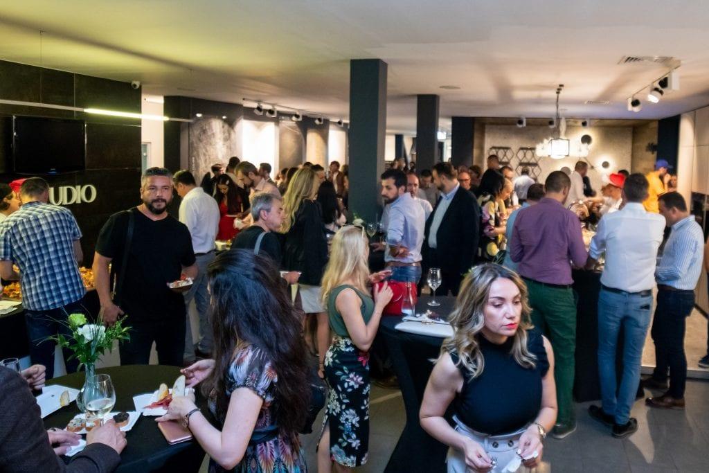 IMG 8501 1024x683 - Delta Studio expune, în premieră în București, cele mai noi colecții de design interior ale anului 2019