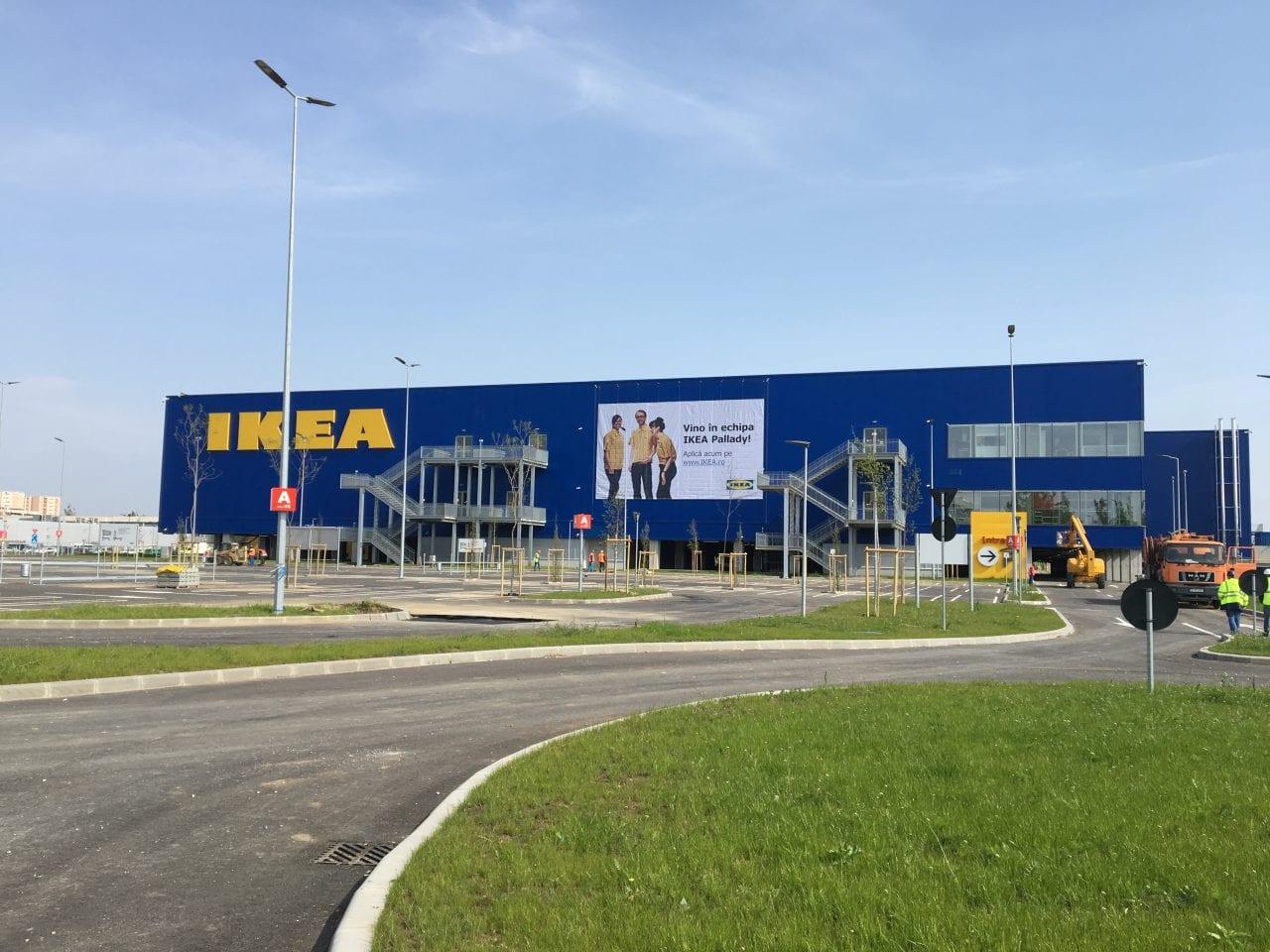 Magazinul IKEA Pallady - Ikea deschide magazinul din Pallady pe 24 iunie