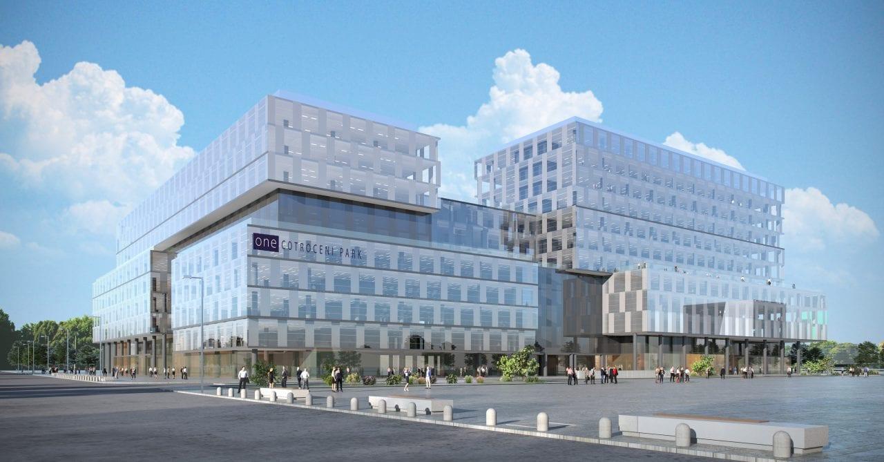 ONE COTROCENI PARK 2 - One United Properties demarează lucrările la birourile din Cotroceni în S2 2019
