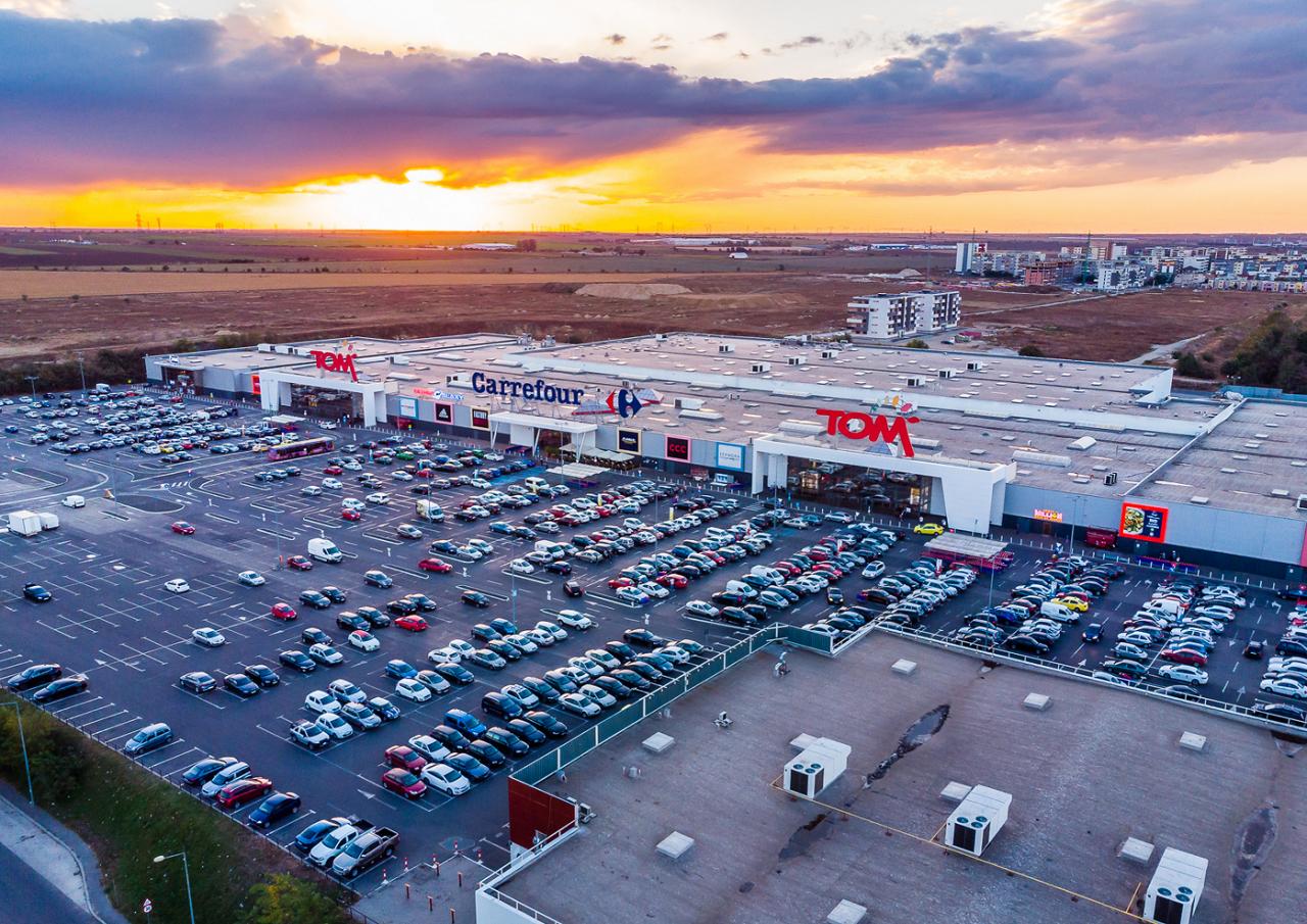 Tom 1 - Catinvest investește 3 milioane de euro în extinderea TOM Constanța