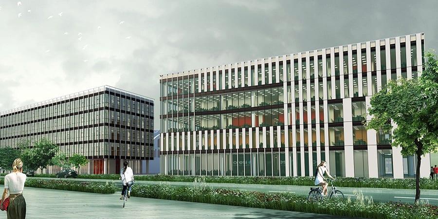 coresi - Ceetrus adaugă birouri de 15.000 mp la Coresi Business Campus – investiție de 14 milioane euro