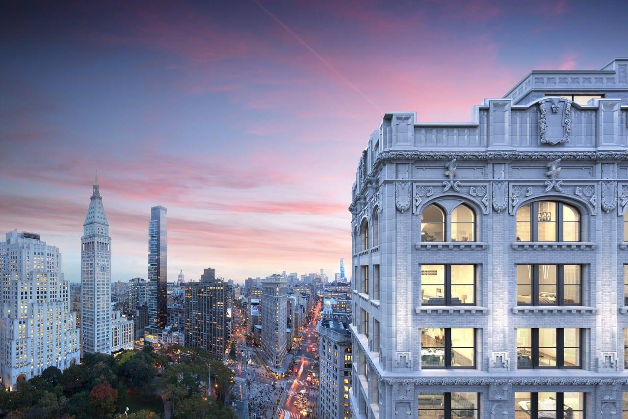 jeff bezos penthouse - Jeff Bezos, achiziție imobiliară de circa 80 de milioane de dolari la New York
