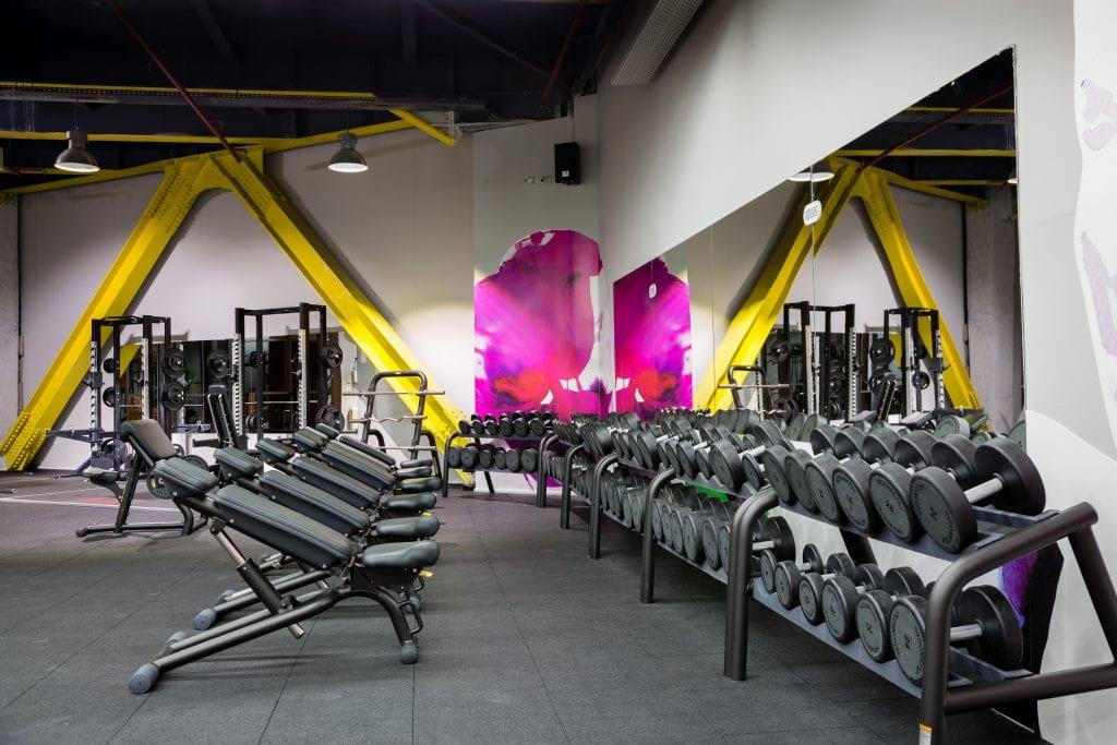 Colosseum 1 1024x683 - World Class, cea mai mare rețea de health & fitness din România, deschide un nou club în Chitila pentru a-și consolida prezența în nord-estul Bucureștiului
