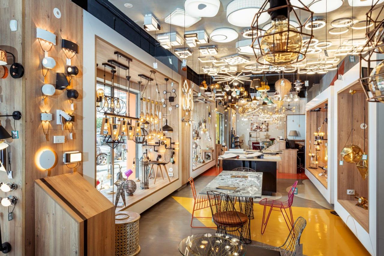 DSC 4445 k - SOHO Design: Noul showroom propune soluții complete pentru arhitecți și designeri
