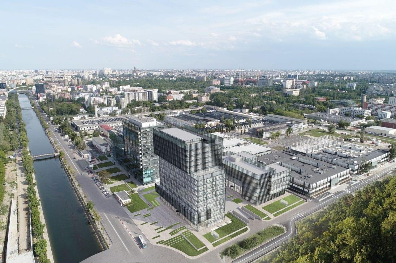 Sema Parc London Oslo 5 - River Development, investiție de 70 de milioane de euro în două clădiri din Sema Parc