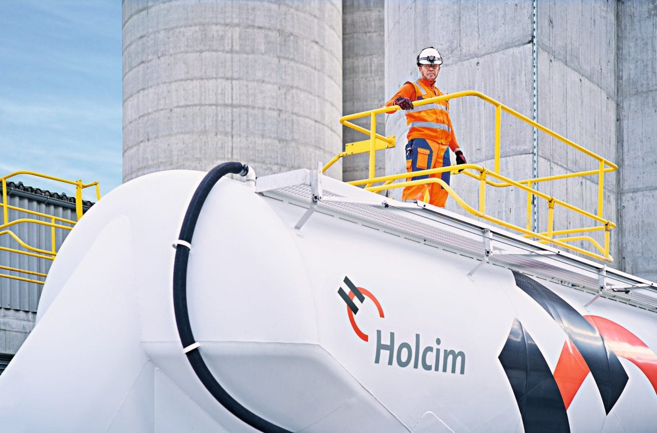 lh 2017 ch plant untervaz 17599 hires isocv2 - Producătorul LafargeHolcim, în competiție pentru preluarea diviziei de chimicale pentru construcții a BASF