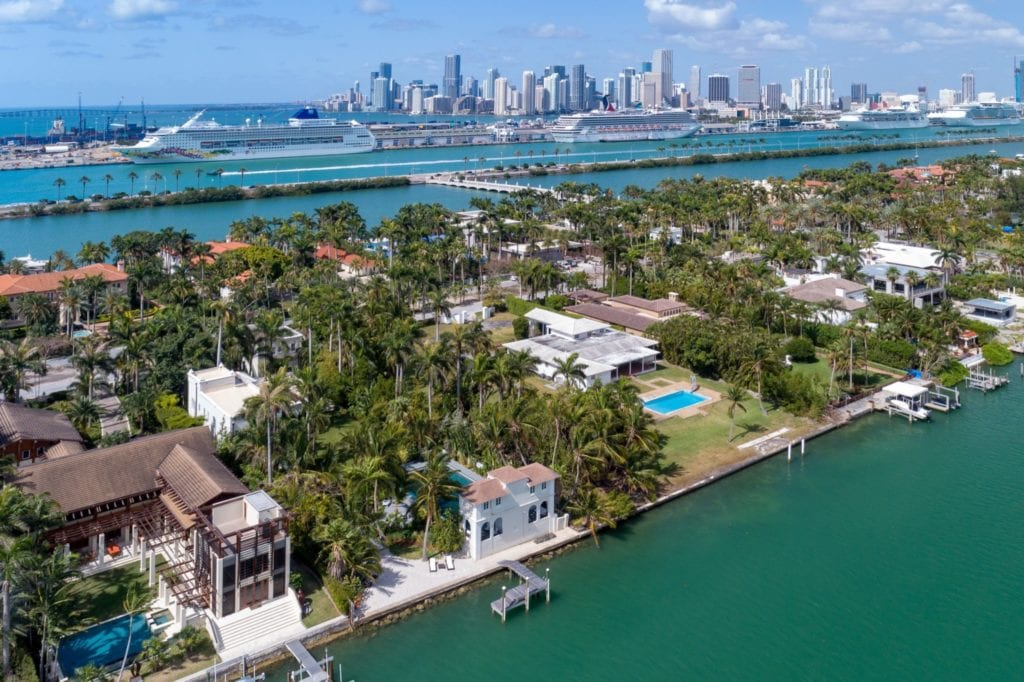 93 palm ave miami beach fl print 036 36 20180413 01 dji 0003 3600x2398 300dpi 1524160564 copy 1024x682 - Fosta reședință din Miami Beach a lui Al Capone, de vânzare pentru aproape 15 milioane de dolari