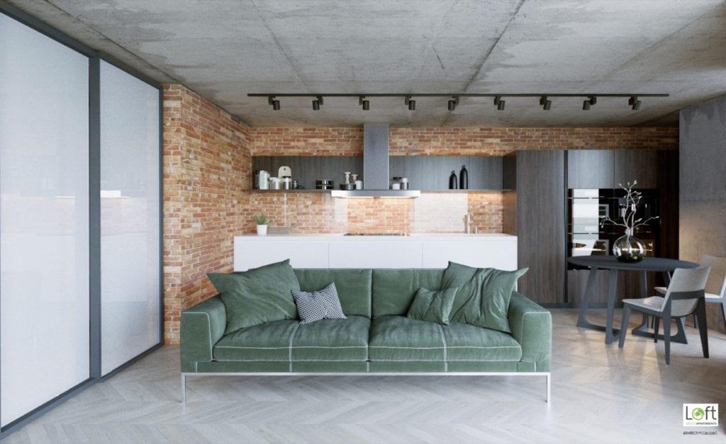 """B03 copy 1024x627 - Gabriel Focșeneanu, dezvoltator: """"LOFT green apartaments, curajul de a aduce ingineria verde într-un concept unic de design industrial"""""""