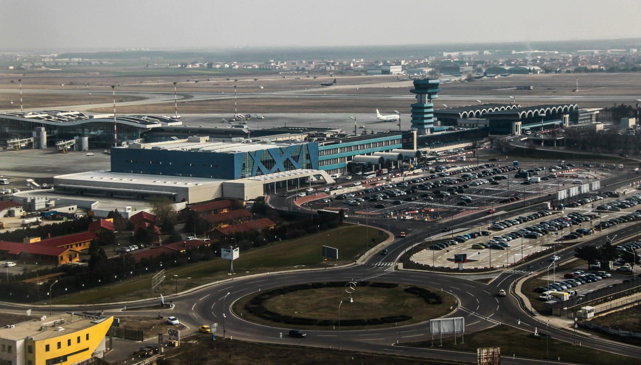 Henri Coandă International Airport March 2013 - Lucrările la noul terminal din Aeroportul Henri Coandă, programate pentru 2020
