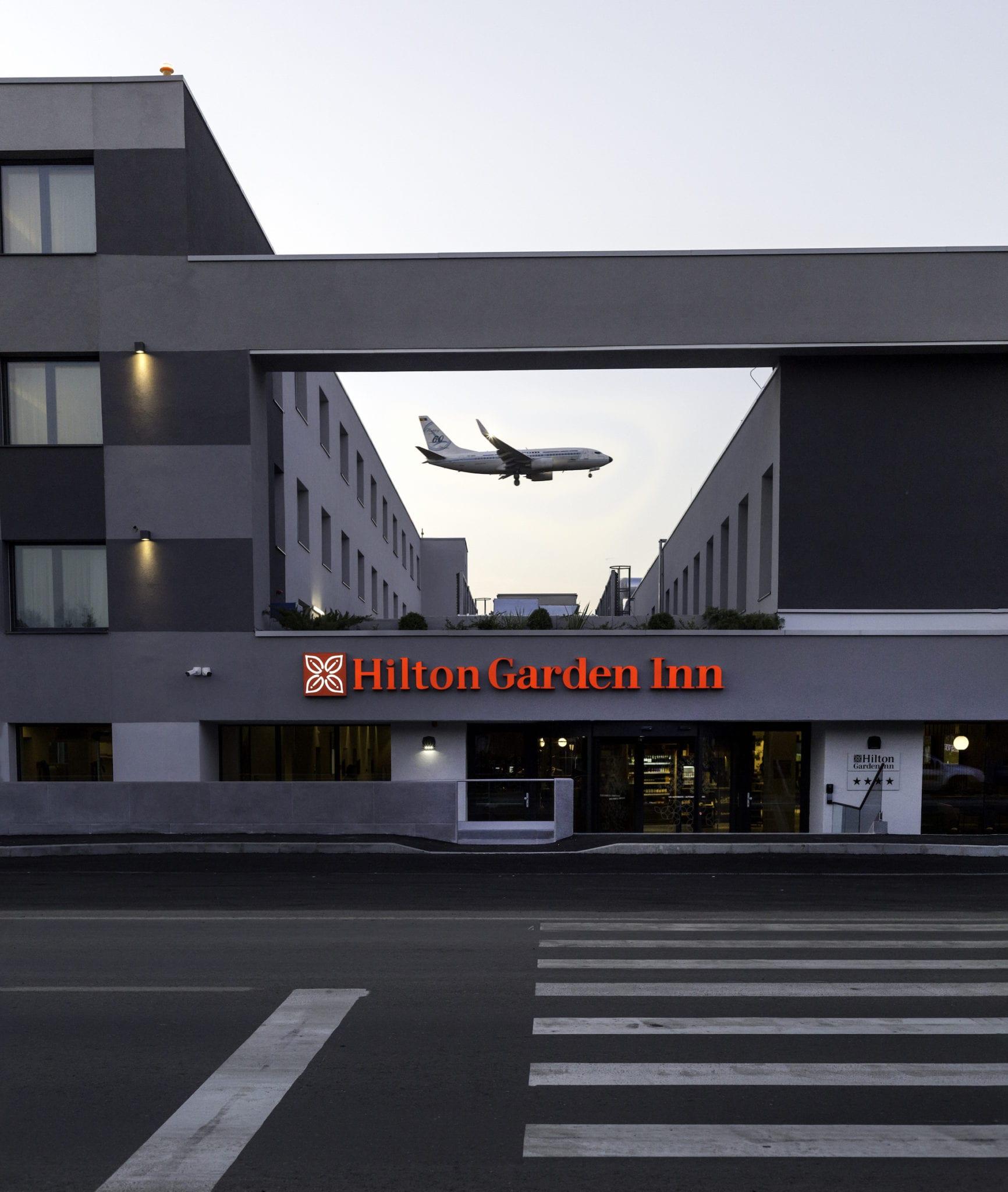 Hilton Garden Inn Airport2 - Apex deschide Hilton Garden Inn în Aeroportul Internațional Henri Coandă