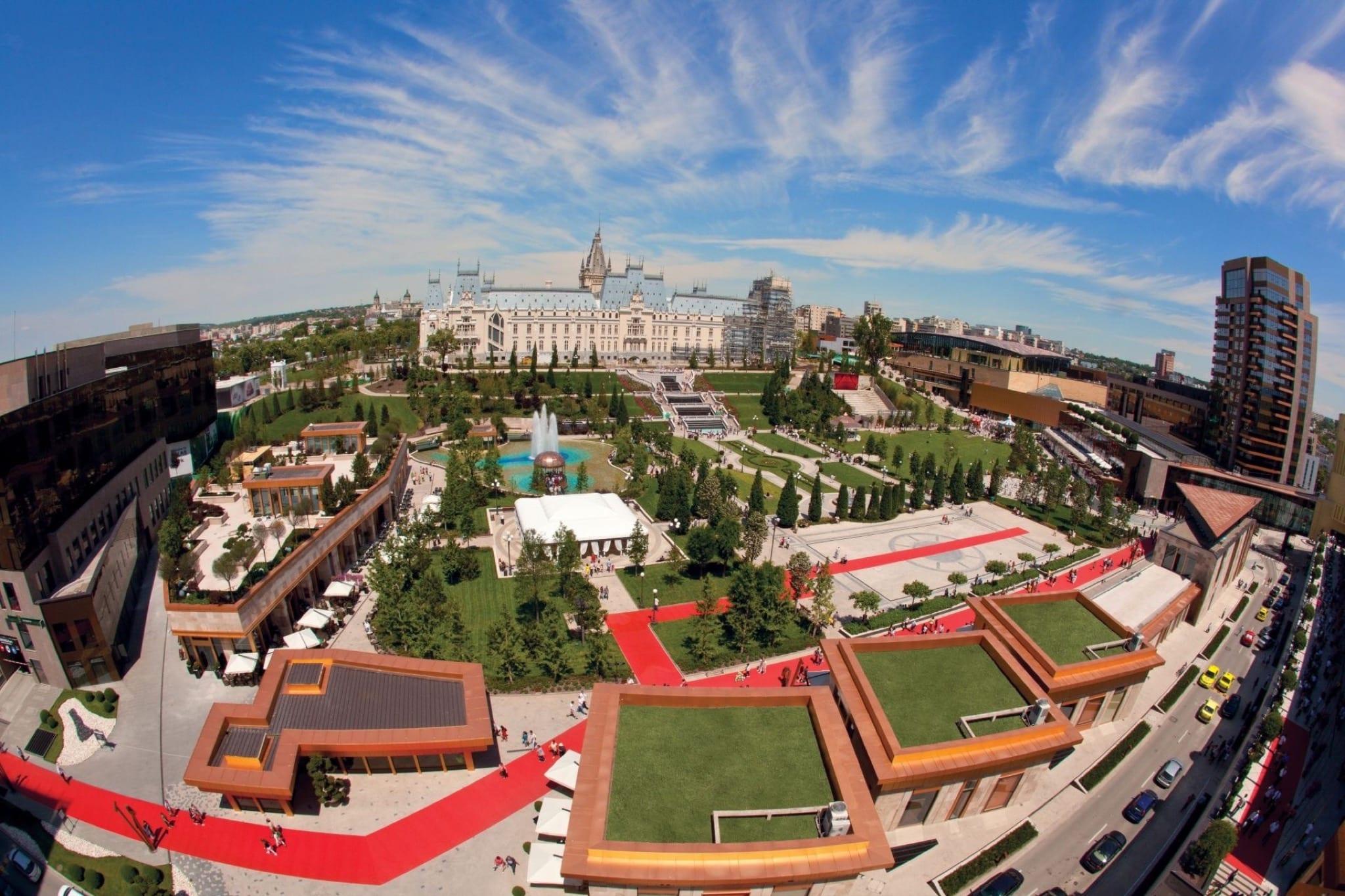Iasi 3 copy - Cele mai importante proiecte de birouri așteptate în Iași în 2020