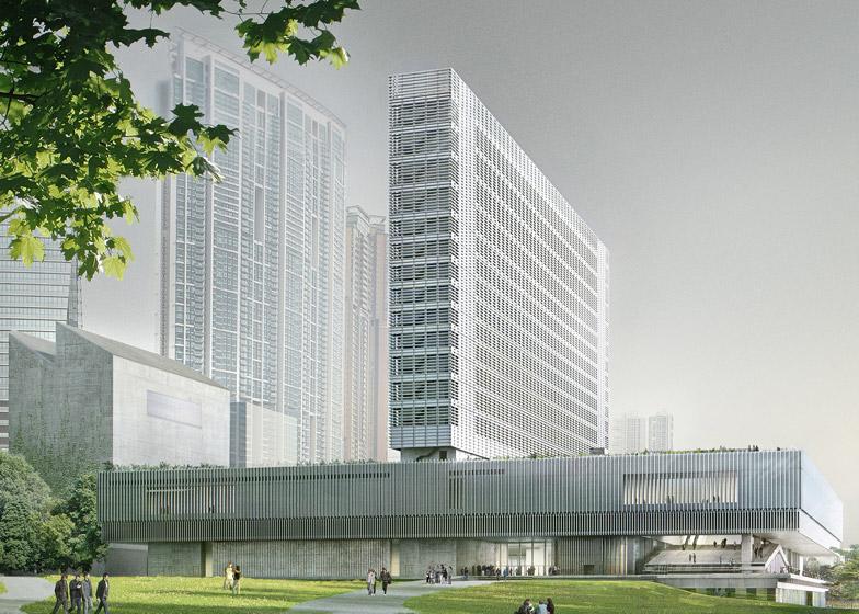 M plus by Herzog de Meuron dezeen 784 4 - Cele mai așteptate proiecte imobiliare ale anului 2019 (I)