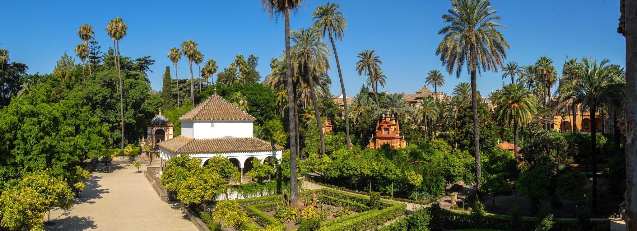 """Sevilla Alcazar 03 copy - Palatul Alcázar din Sevilla, vedeta din """"Game of Thrones"""" și filmul """"Lawrence al Arabiei"""""""