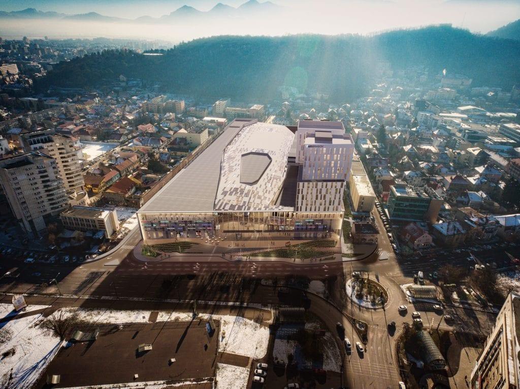 afi brasov 2 1024x767 - Top 5 centre comerciale așteptate până în 2020 - Ce proiecte se deschid la nivel național?