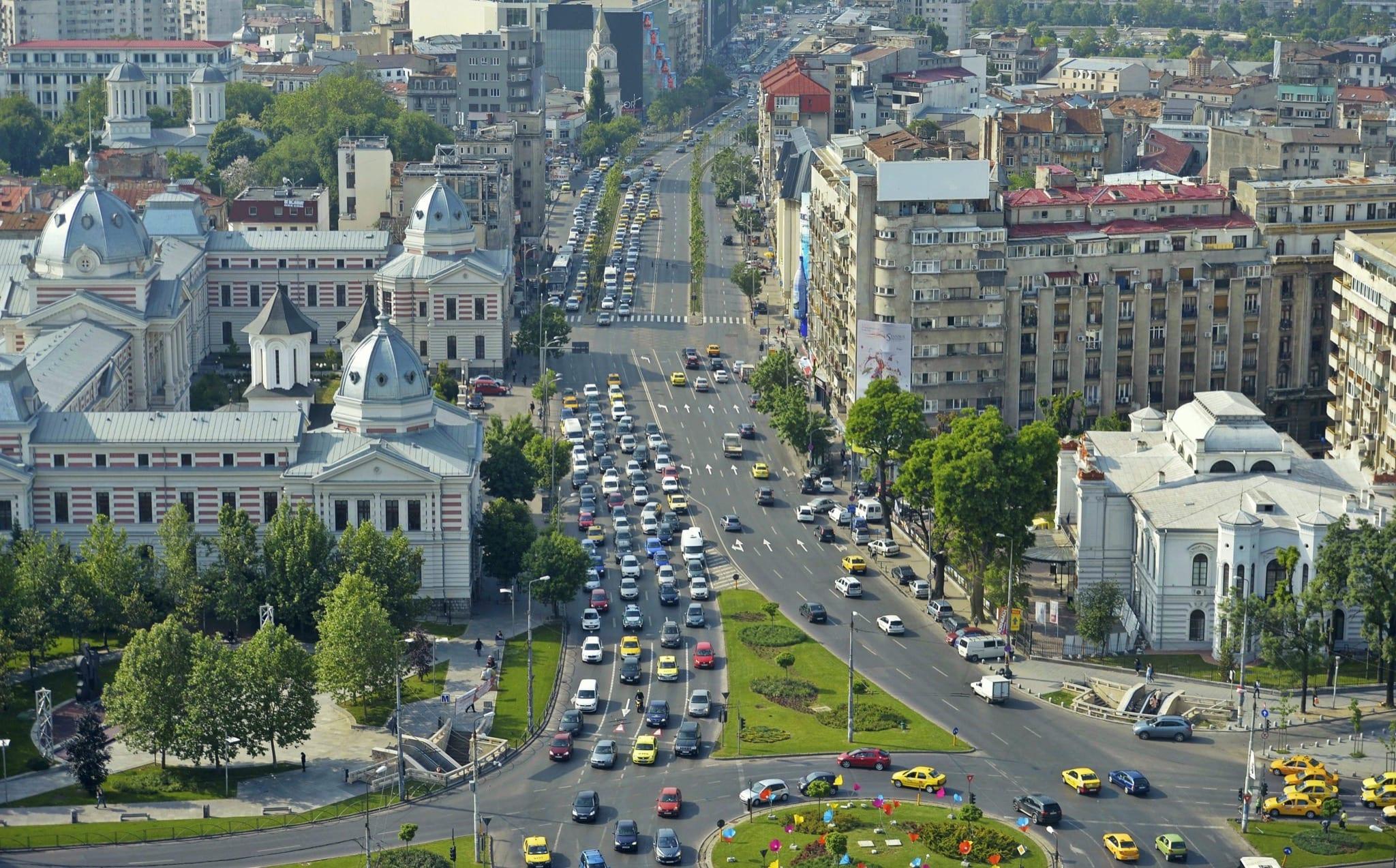 aglomeratie bucuresti 54c074411b1606d1b1 0 0 0 0 0 copy - Mașinile cu norme non-Euro, Euro 1 și Euro 2, interzise în București din 2022