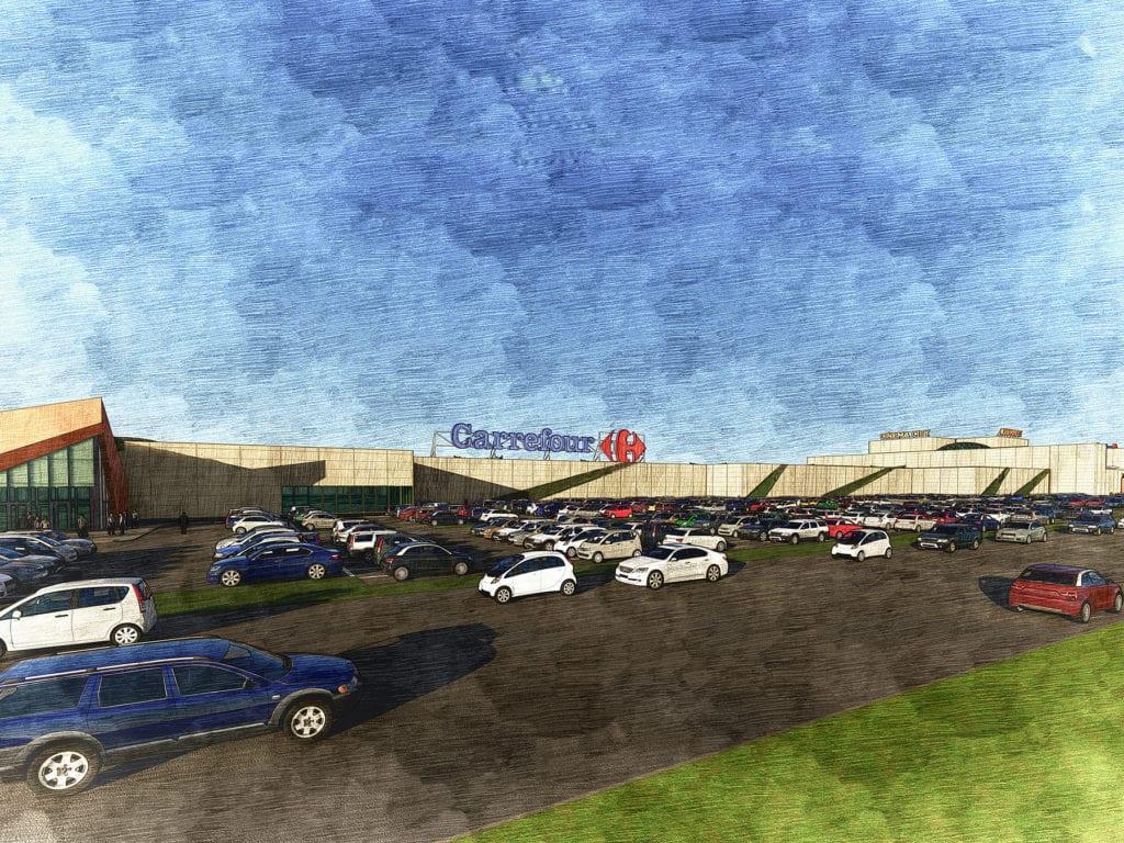 targoviste 1024x768 - Top 5 centre comerciale așteptate până în 2020 - Ce proiecte se deschid la nivel național?