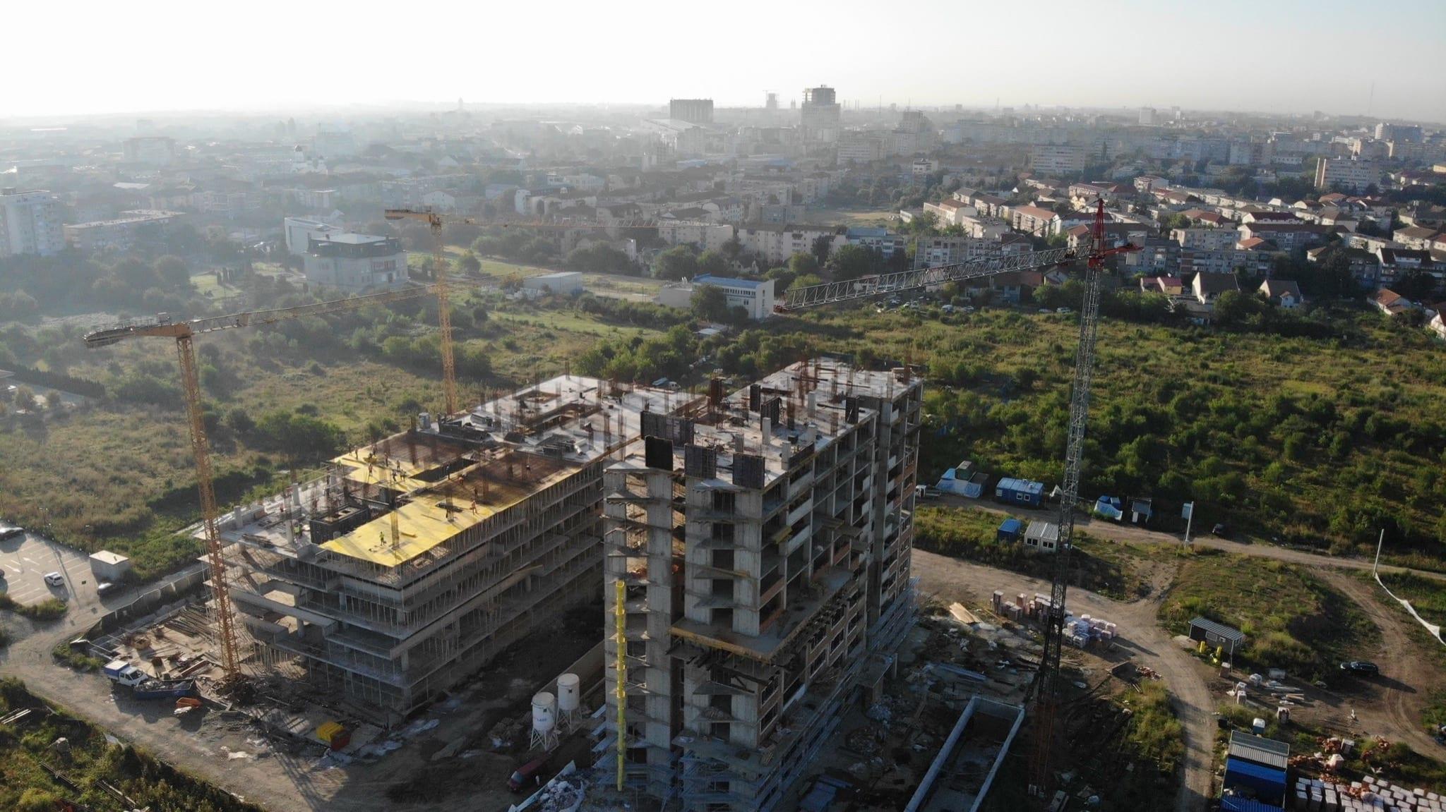 xcity towers copy - Wallberg începe în toamnă dezvoltarea noului turn din XCity Towers