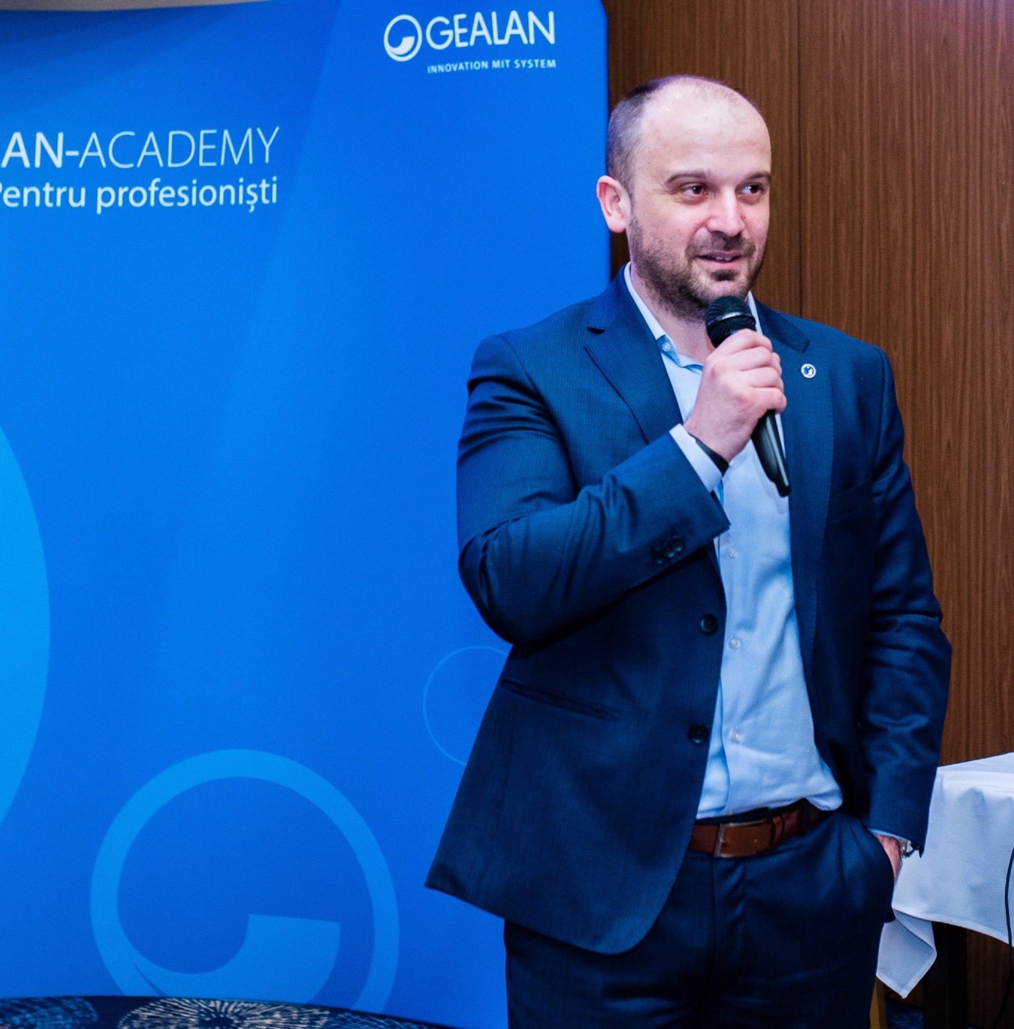 Nicu Craciun Director General Gealan Romania 1 copy - GEALAN România are un nou director general