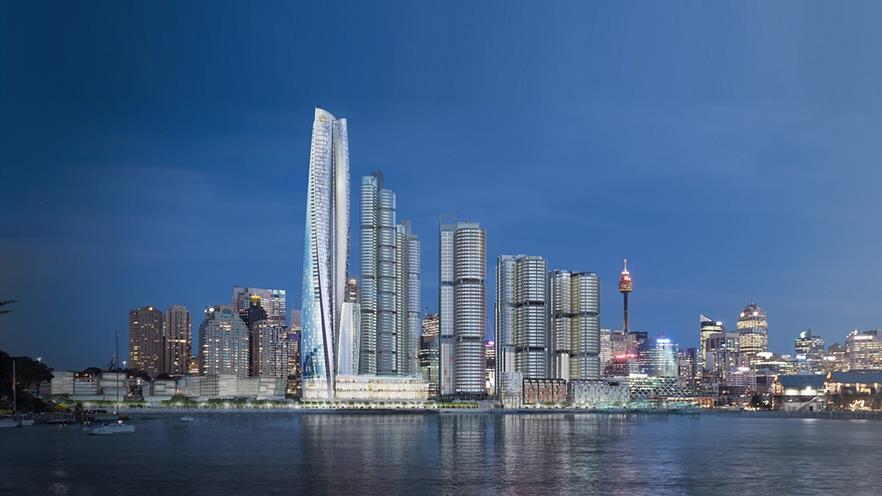 alumil - Sistemele ALUMIL echipează cea mai înaltă clădire din Sydney