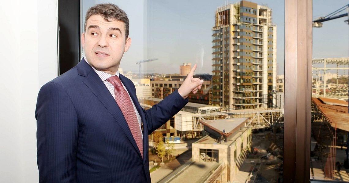 """iulian dascalu i - Mogulul imobiliar Iulian Dascălu vizează un proiect """"complex"""" în București"""