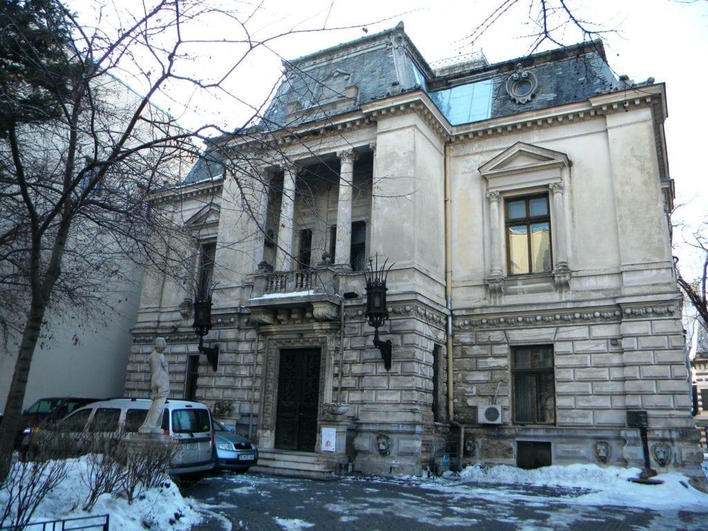 Casa Monteoru Uniunea Scriitorilor din Romania Calea Victoriei nr. 115 Bucuresti sect. 1 2 copy 1024x768 - Oameni care au construit Bucureștiul: Ion Mincu