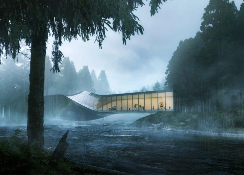 Kistefos Museum by BIG dezeen 1568 0 1024x735 copy 1024x735 - Cele mai așteptate proiecte imobiliare ale anului 2019 (II)