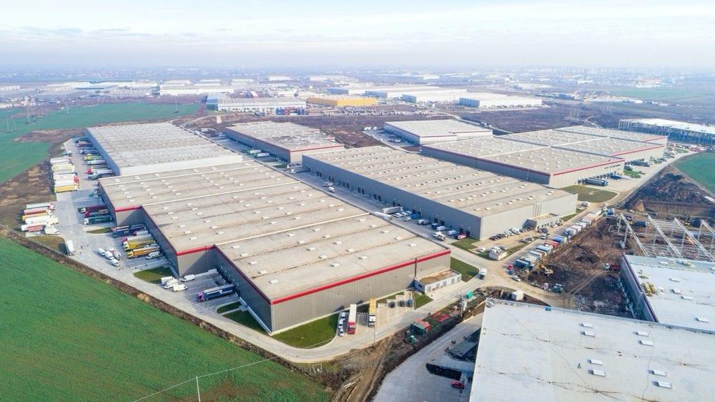 P3 Bucharest Park copy 1024x576 - Top 5 proiecte industriale și logistice în România