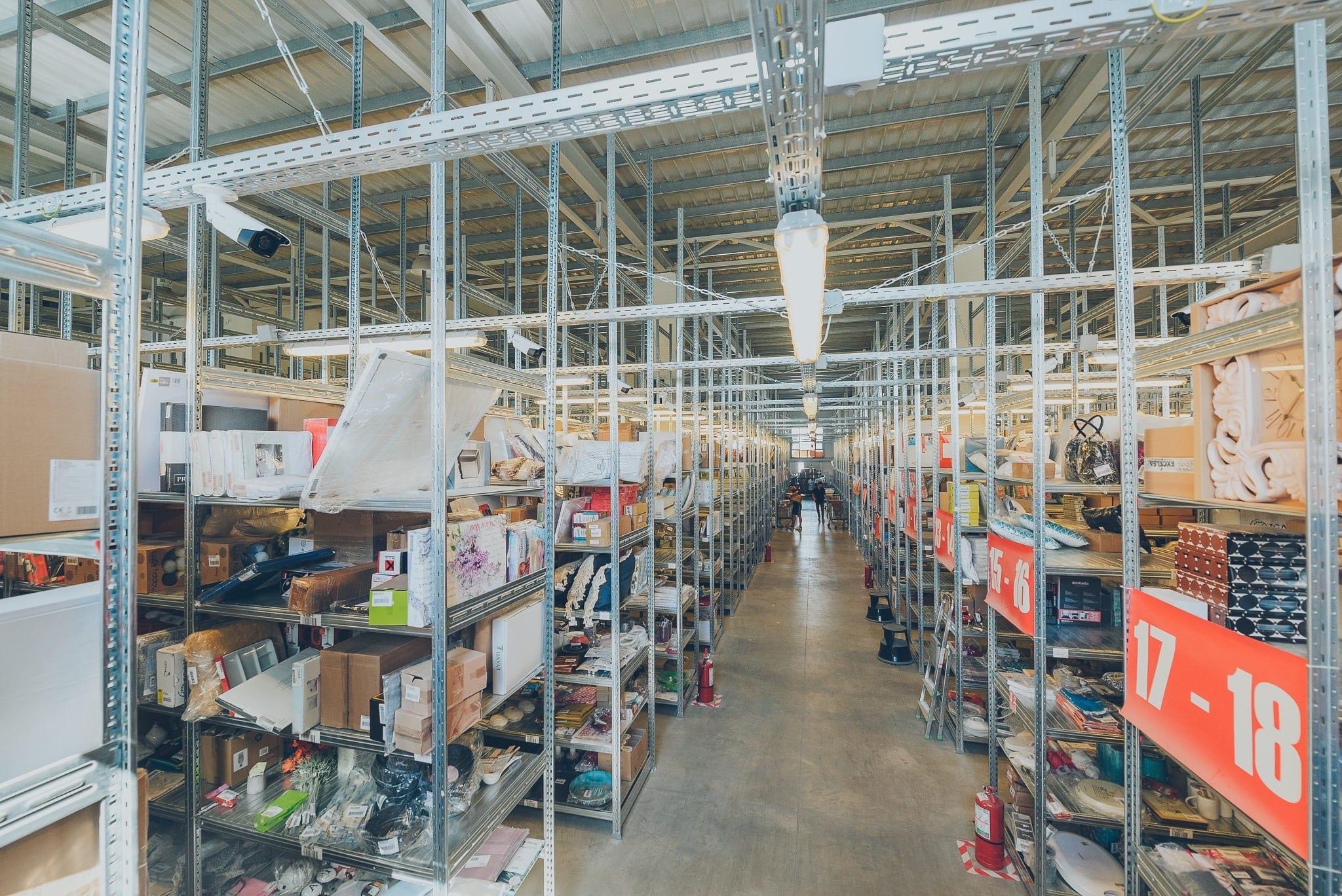 VIVRE Logistics 1 copy - Vivre investește 500.000 de euro în operațiunile logistice