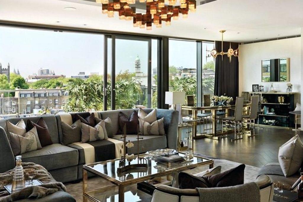 apartament 1024x683 - Tranzacții-record pentru apartamentele de lux din marile capitale ale lumii
