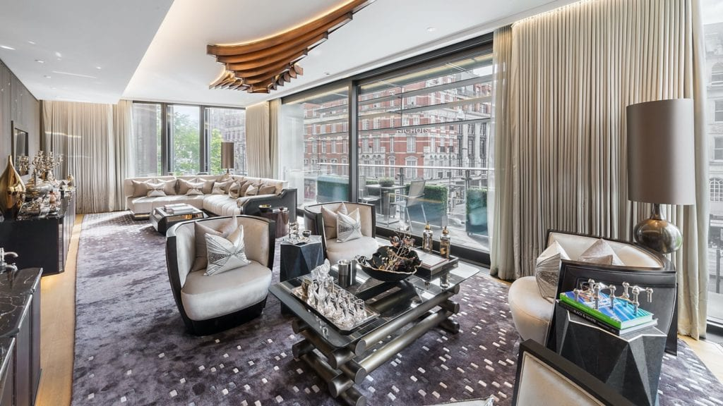 apartament lux 1024x576 - Tranzacții-record pentru apartamentele de lux din marile capitale ale lumii